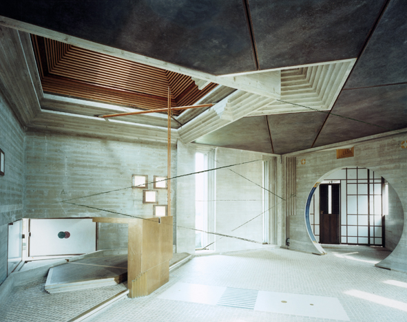 Guido Guidi - Carlo Scarpa. Tomba Brion